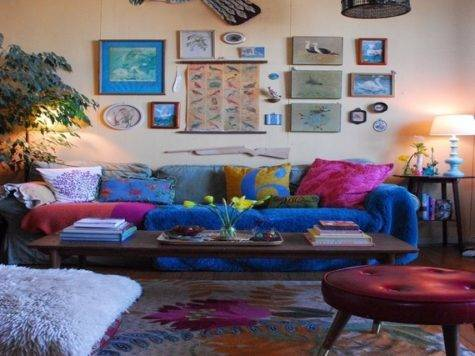 Boho Paint Colors Inspiring Bohemian