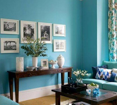 Bold Living Room Color Decorating Envy