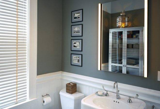 Bold Paint Colors Your Powder Room