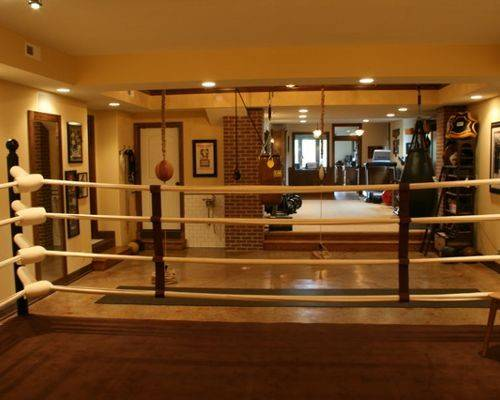 Boxing Ring Houzz