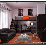 Boy Room House Design