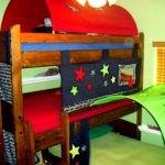 Boys Bedroom Canopy Bed Tent Frompo