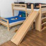 Boys Bunk Beds Slide Ladder Home Design