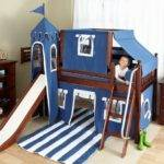 Boys Castle Bed Home Design