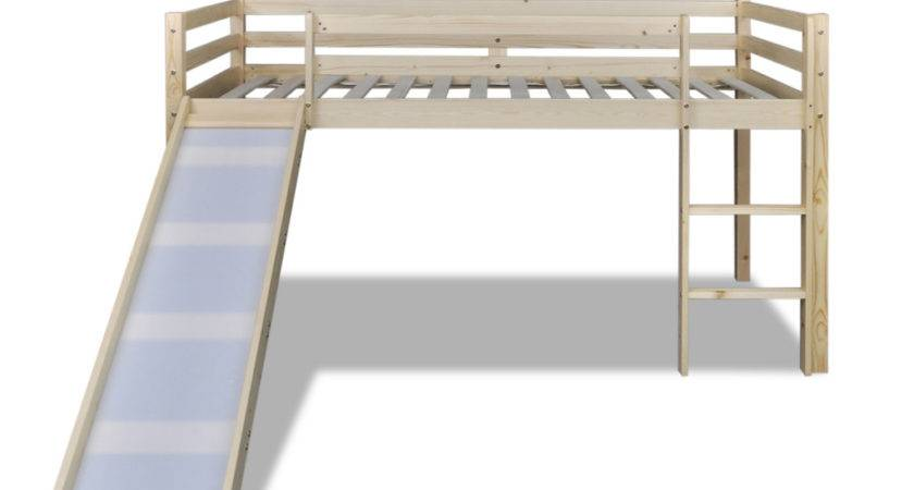 Boys Loft Bed Slide