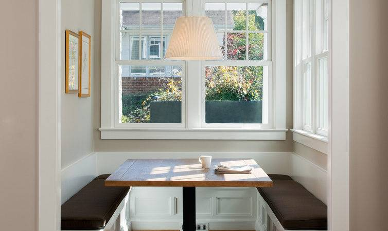 Bright Breakfast Nooks Kitchen Traditional