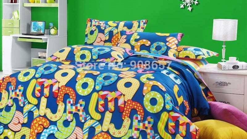 Bright Colored Girls Bedding Pin Pinterest