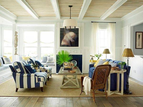 Bright Inviting Beach House Phoebe Howard