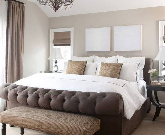 Brilliant Brown Bedroom Designs