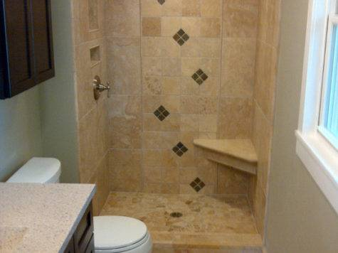 Brookfield Small Bathroom Remodel