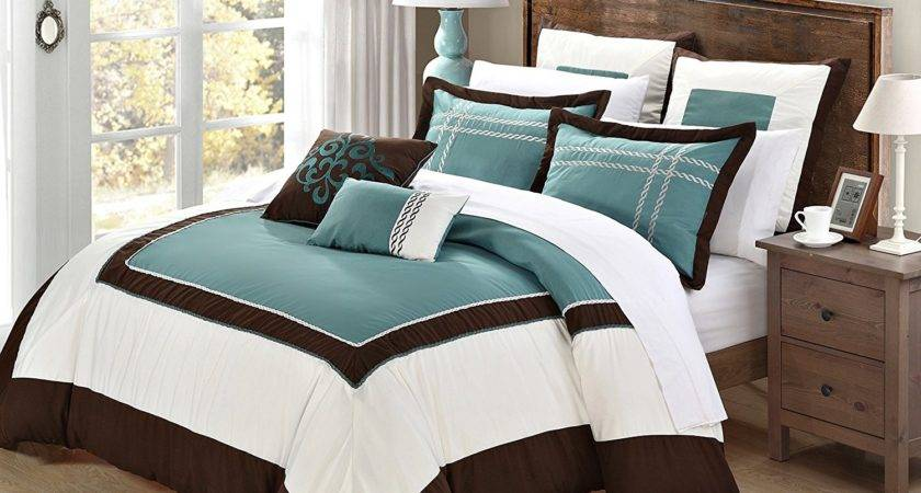 Brown Blue Bedding Archives Bedroom Decor Ideas