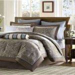 Brown Blue Comforter Sets Home Design Ideas