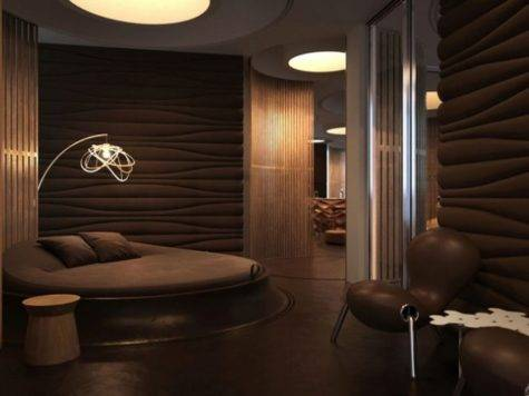Brown Chocolate Interior Designs Bedroom Car