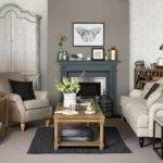 Brown Grey Living Room Housetohome