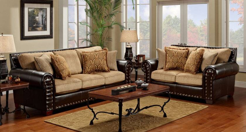 Brown Living Room Furniture Tan Snake