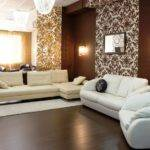 Brown Living Room Ideas Decorating Modern Furniture