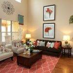 Brown Turquoise Living Room Ideas Decorating Black