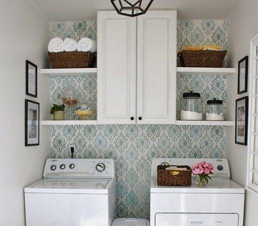 Bubble Wall Decal Laundry Room Decor Ideas