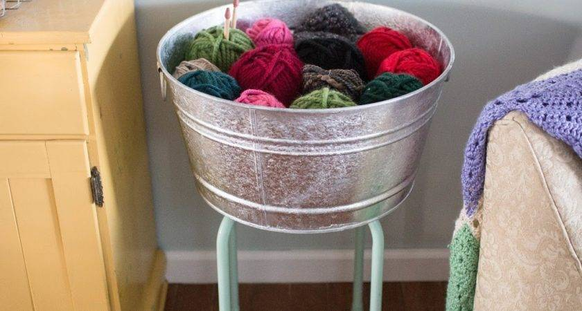 Bucket Outlet Decorating Ideas