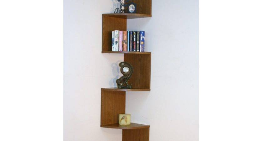 Build Corner Bookcase