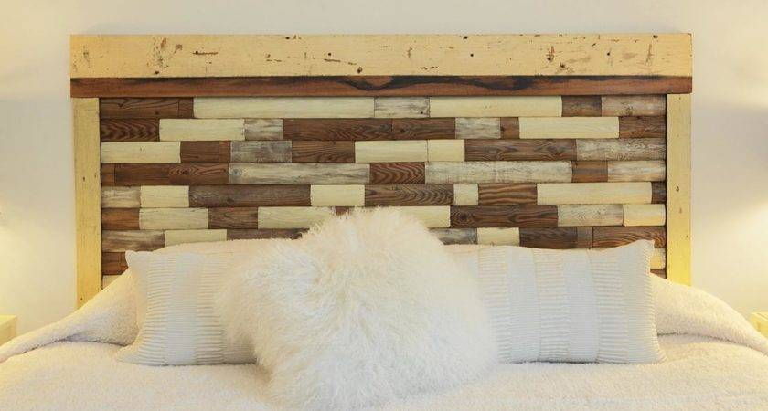 Build Headboard Old Picket Fence