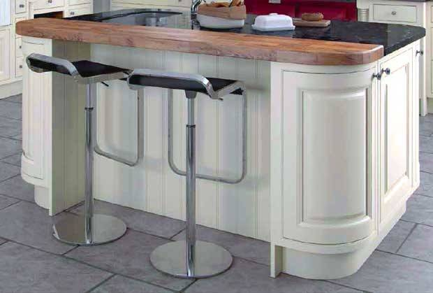 Build Kitchen Island Breakfast Bar Rapflava