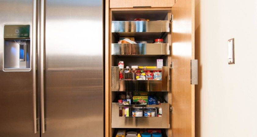 Build Pantry Cabinet Prepossessing
