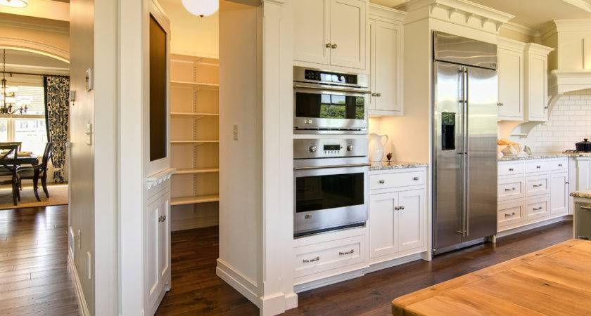 Build Pantry Cabinet Traditional Style