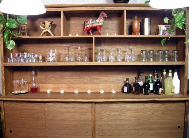 Build Teak Bar Countertop Hgtv