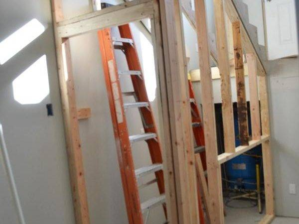 Building Closet Under Stairs Ana White Woodworking