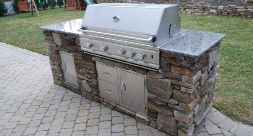 Built Grills Here Small Gas Grill