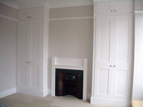 Built Wardrobes Interior
