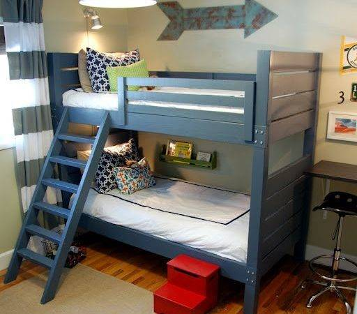 Bunk Bed Plans Can Diy Weekend