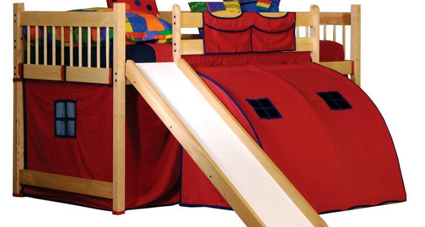 Bunk Bed Slide Children Rooms New Way