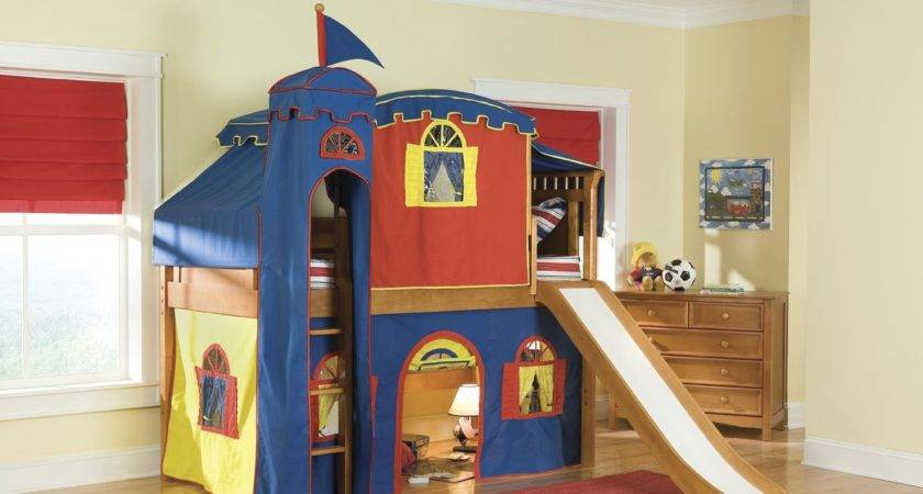 Bunk Bed Slide Southbaynorton Interior Home