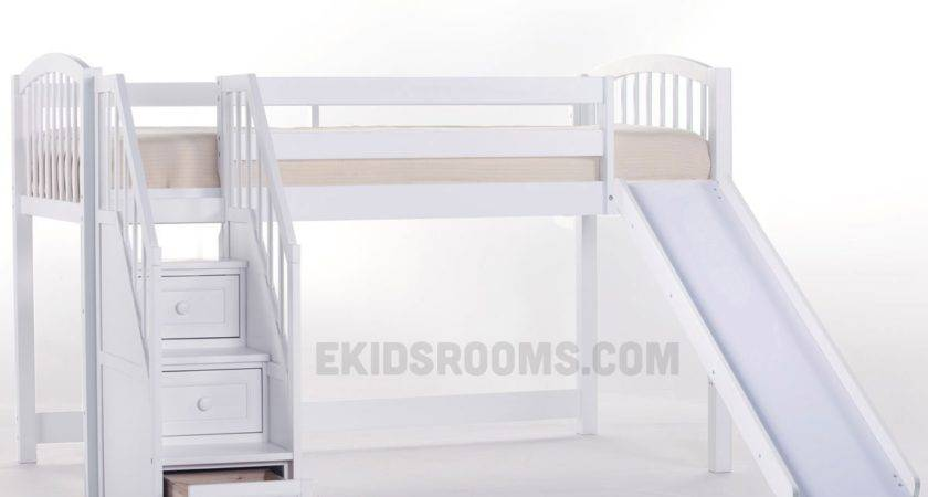 Bunk Bed Stairs Slide Newsonair