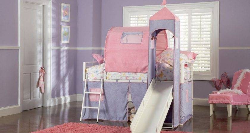 Bunk Beds Girls Slide Myideasbedroom