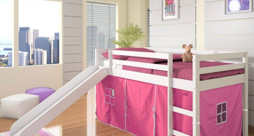 Bunk Beds Slide Bedroom Ideas