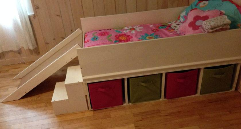 Bunk Beds Toddler Slide