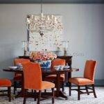 Burnt Orange Dining Room Chairs Best