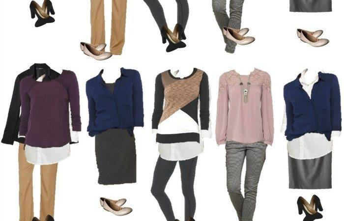 Business Casual Mix Match Outfit Ideas Women