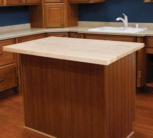 Butcher Block Top Wide Long Thick Menards