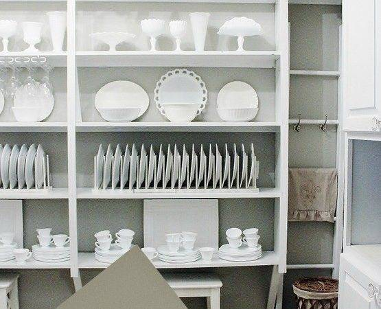 Butlers Pantry Mindful Gray