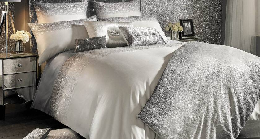 Buy Kylie Minogue Home Glitter Fade Duvet Cover