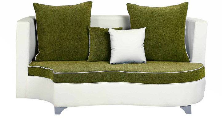 Buy Rio Sectional Sofa Green Colour Home City