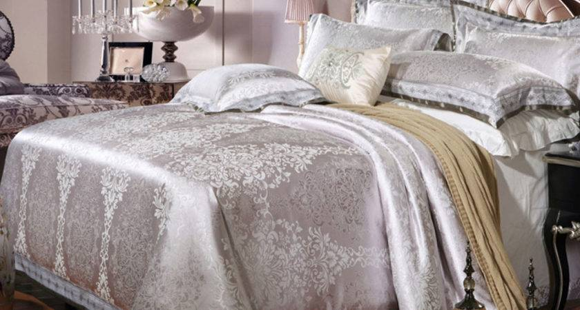 Buy Wholesale Silver Bed Linen China