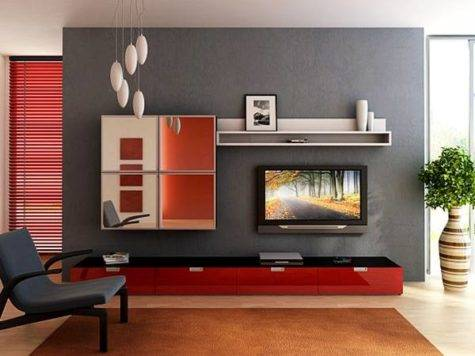 Cabinet Design Living Room Peenmedia