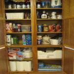 Cabinet Shelving Perfect Standing Pantry