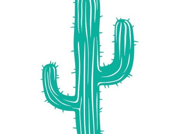 Cactus Southwest Cuttable Design