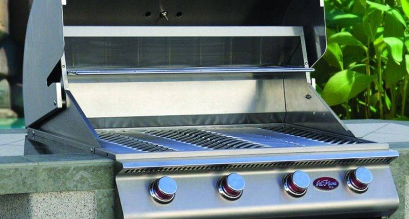 Cal Flame Bbq Inch Burner Built Grill